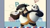Panda Po dance for kids