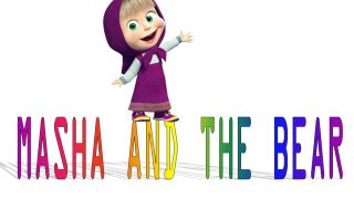 Masha and the Bear dance