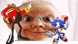 Sonic Boom video funny