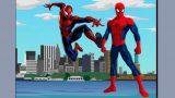 Spiderman dance
