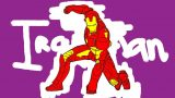 Ironman colouring